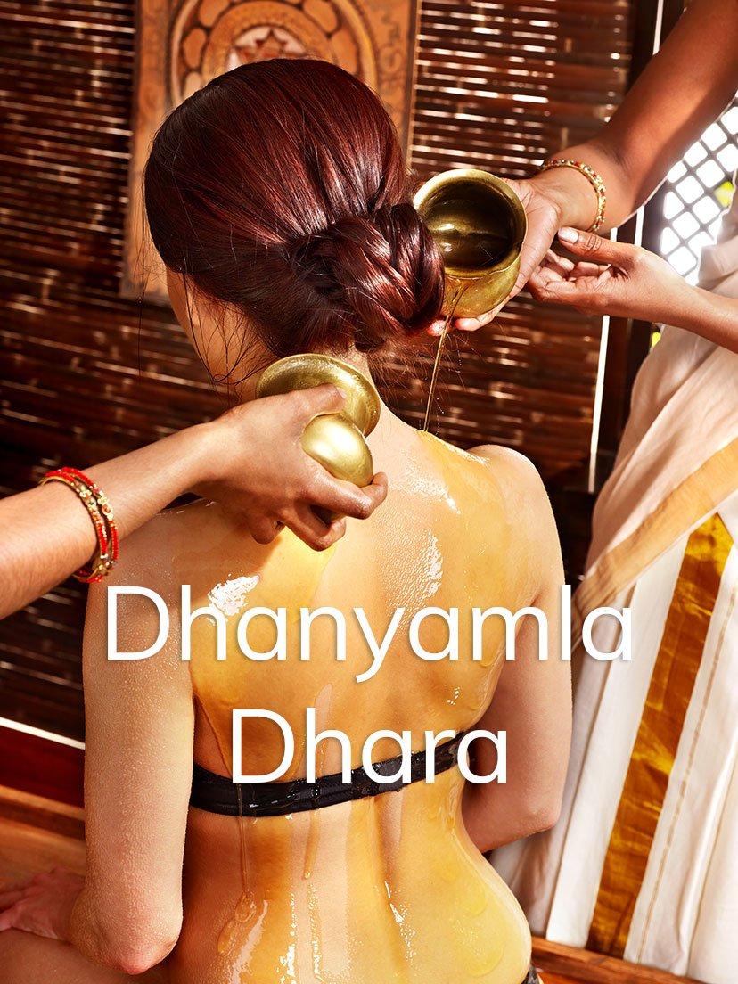 Dhanyamladhara- Soin Ayurvédique