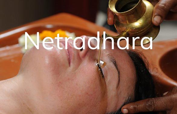 Netradhara - Soin Ayurvedique