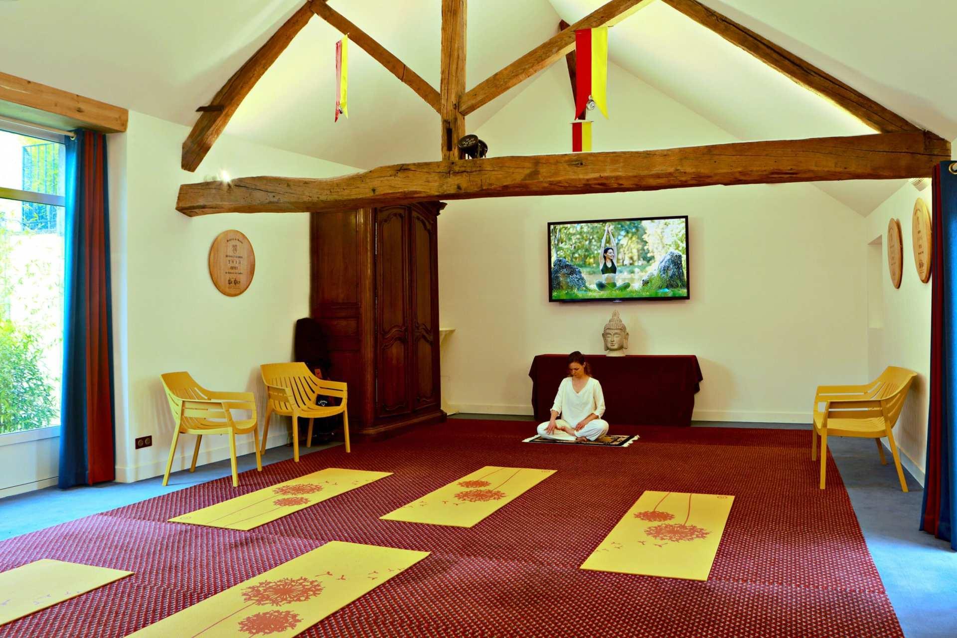 yoga et ayurveda au centre marie de bourgogne